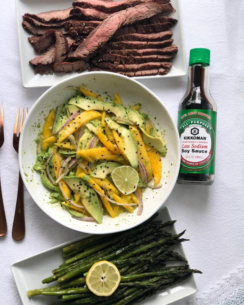 Kikkoman Soy Sauce Collaboration